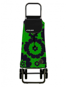 Carro Rolser Pack Flor 4...