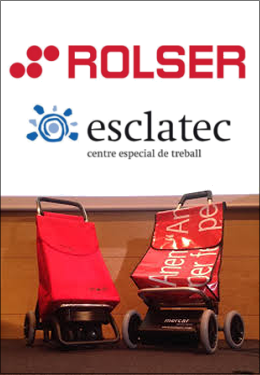 ESCLATEC AND ROLSER HAVE SIGNED AN AGREEMENT